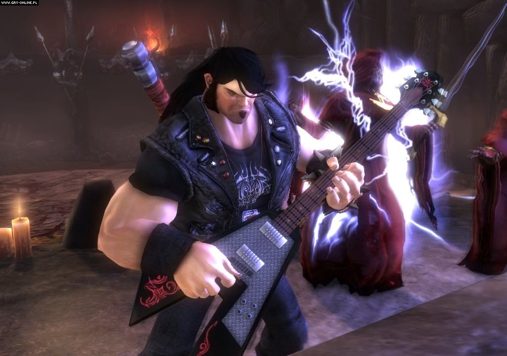 Brutal Legend PC, PS3 Gry Screen 40/46, Double Fine Productions, Inc., Electronic Arts Inc.