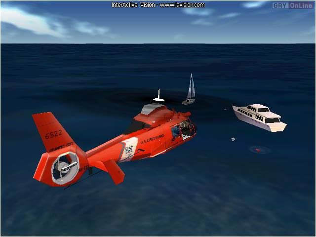 Search and Rescue 2 PC Gry Screen 5/12, InterActive Vision, Virgin Interactive