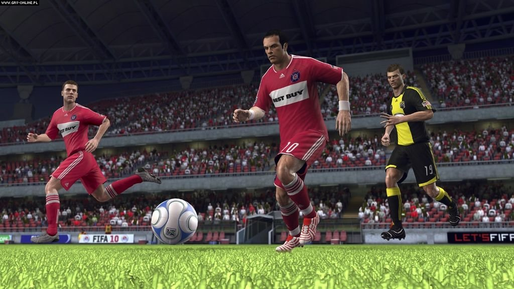 FIFA 10 X360 Gry Screen 17/81, EA Sports, Electronic Arts Inc.