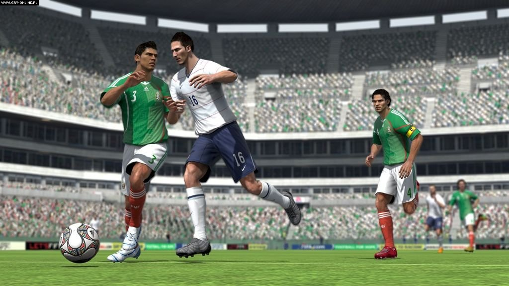 FIFA 10 X360 Gry Screen 15/81, EA Sports, Electronic Arts Inc.