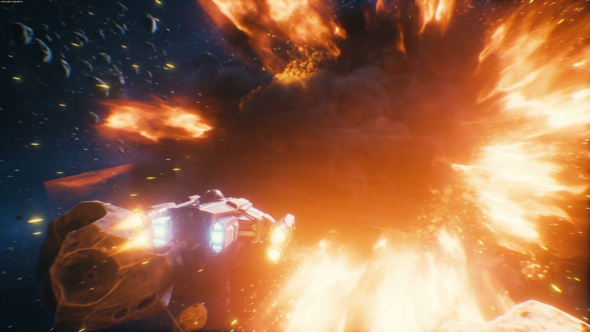 Everspace PC, PS4, XONE, Switch Gry Screen 13/104, Rockfish Games