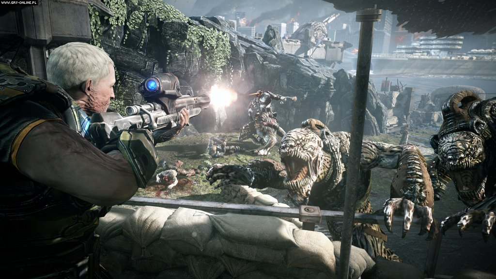 Gears of War: Judgment X360 Gry Screen 39/51, People Can Fly, Epic Games