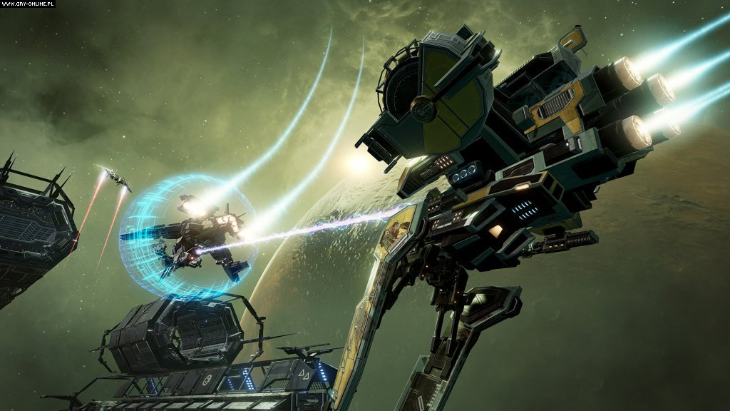 EVE: Valkyrie - Warzone PC, PS4 Gry Screen 10/38, CCP Games / Crowd Control Productions