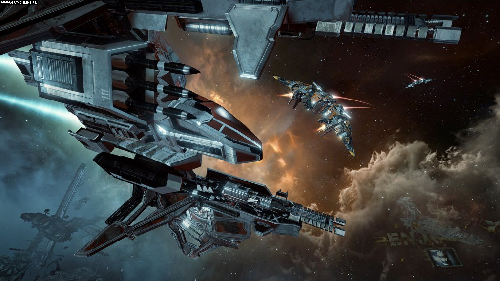 EVE: Valkyrie - Warzone PC, PS4 Gry Screen 9/38, CCP Games / Crowd Control Productions