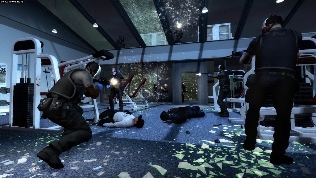 PayDay: The Heist PC, PS3 Gry Screen 40/70, OVERKILL Software, Daybreak Game Company / Sony Online Entertainment