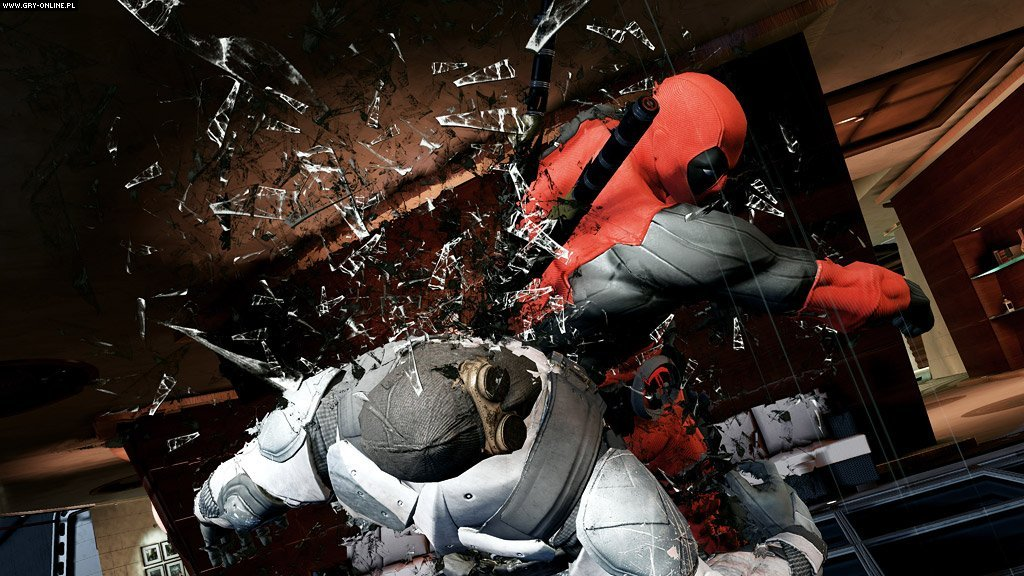 Deadpool: The Video Game X360, PS3 Gry Screen 55/57, High Moon Studios, Activision Blizzard