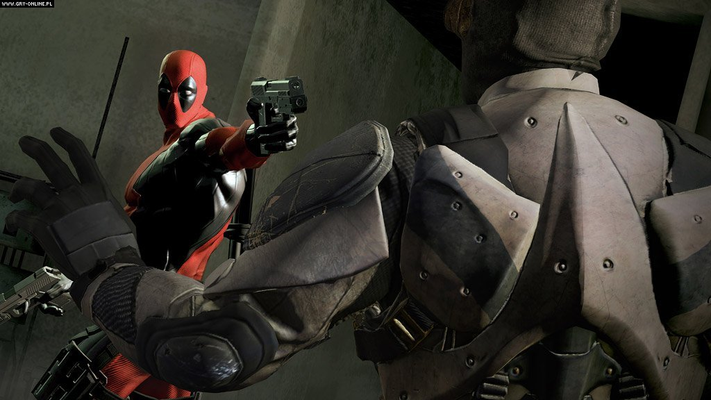 Deadpool: The Video Game X360, PS3 Gry Screen 53/57, High Moon Studios, Activision Blizzard