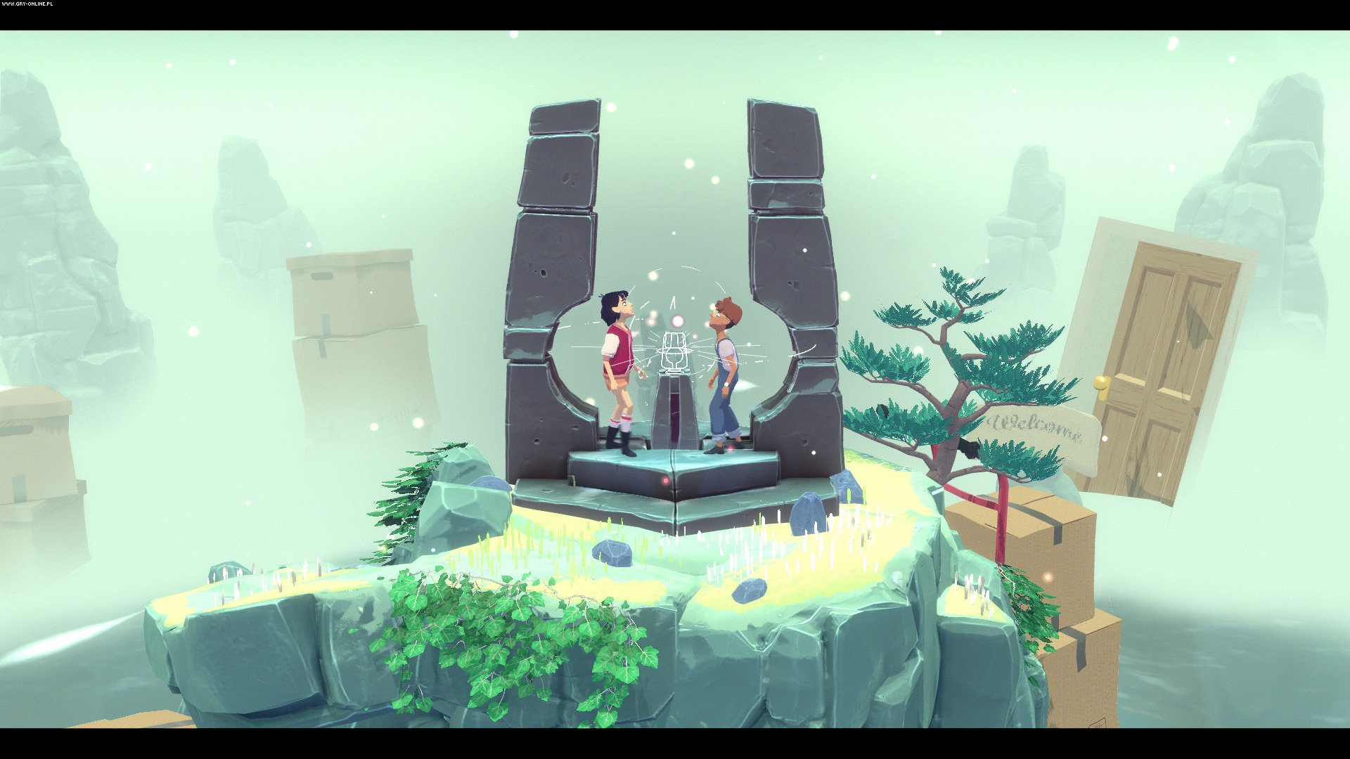 The Gardens Between PC, PS4, Switch Gry Screen 11/32, The Voxel Agents