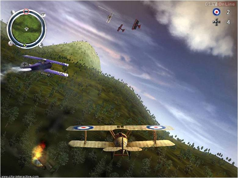 Wings of Honour PC Gry Screen 3/23, CI Games / City Interactive, Lemon Interactive