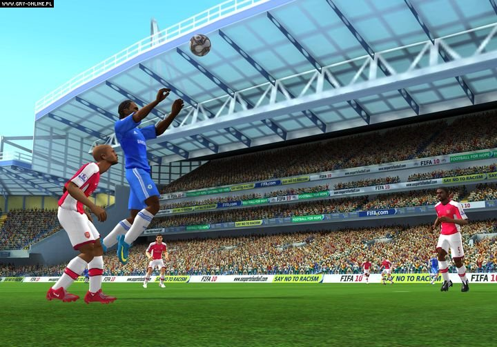 FIFA 10 Wii Gry Screen 22/81, EA Sports, Electronic Arts Inc.