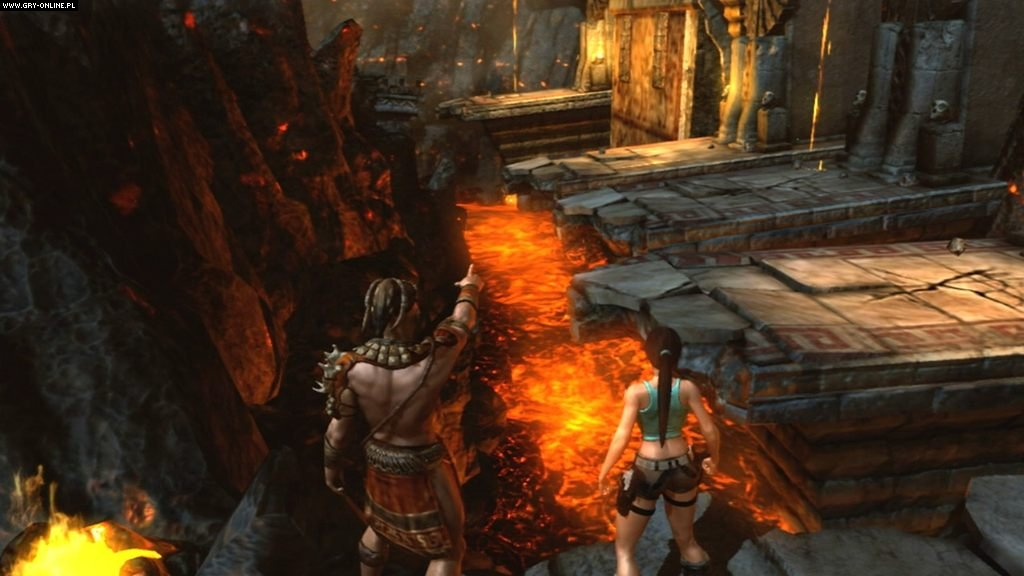 Lara Croft and the Guardian of Light PS3 Gry Screen 44/49, Crystal Dynamics, Square-Enix / Eidos