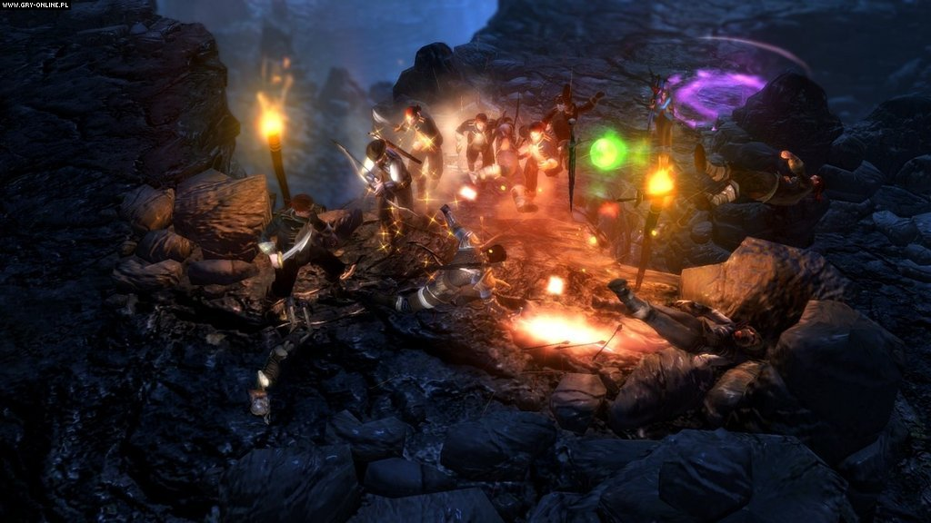Dungeon Siege III X360 Gry Screen 7/90, Obsidian Entertainment, Square-Enix / Eidos