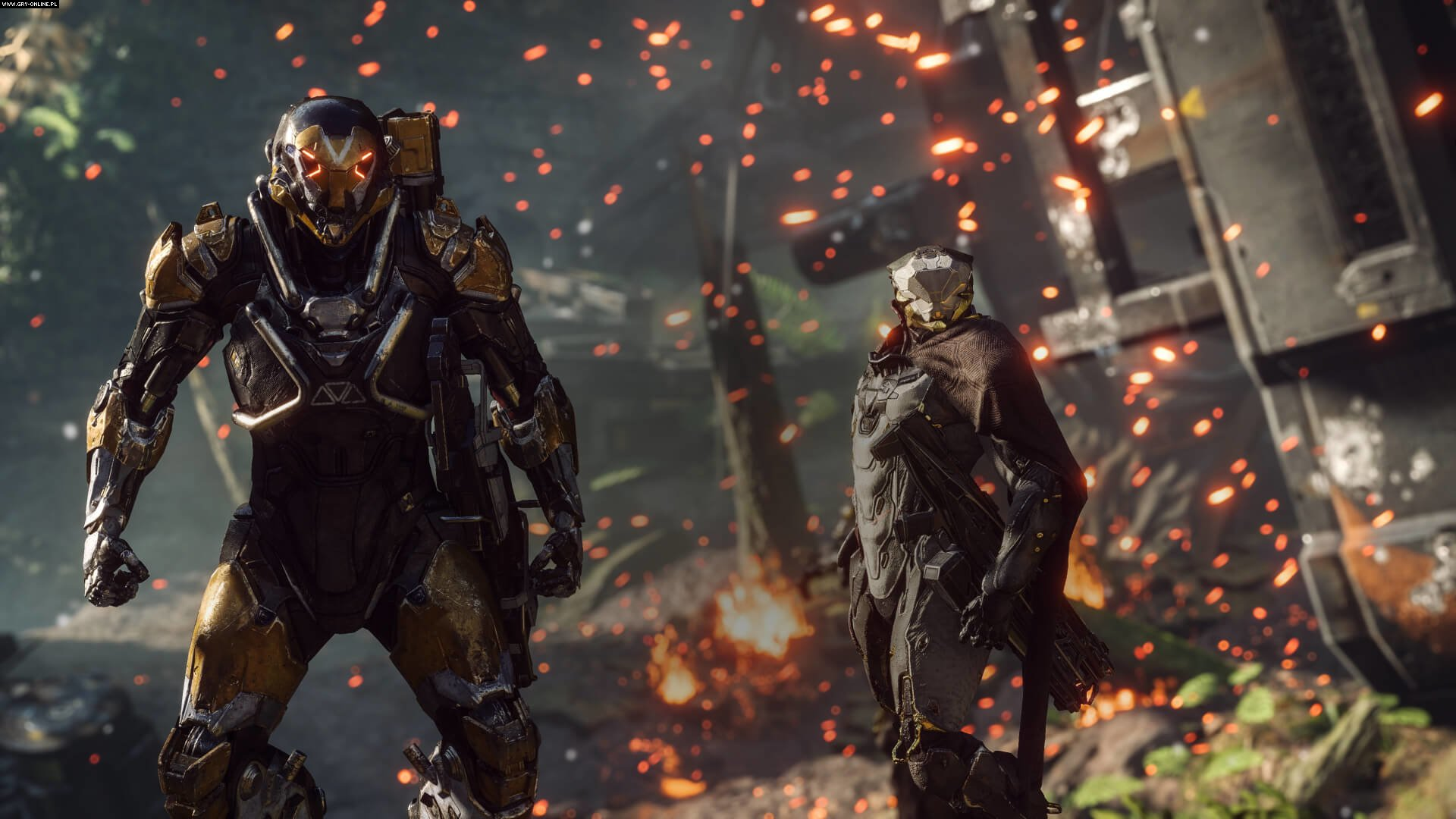 Anthem PC, PS4, XONE Gry Screen 35/52, BioWare Corporation, Electronic Arts Inc.