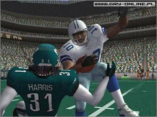 Madden NFL 2004 GCN Gry Screen 1/17, EA Sports, Electronic Arts Inc.