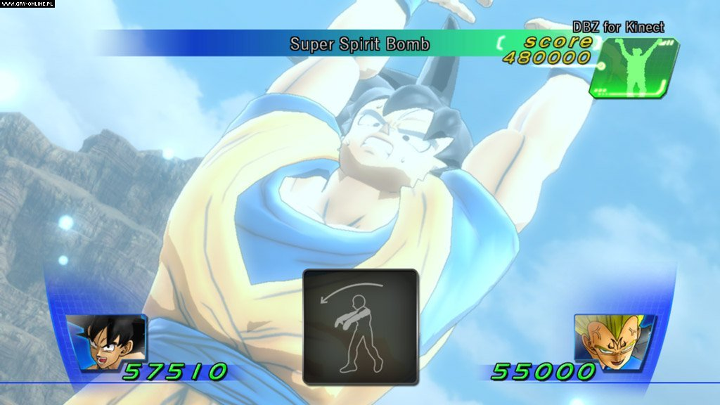 Dragon Ball Z for Kinect X360 Gry Screen 17/32, Spike Chunsoft, Bandai Namco Entertainment