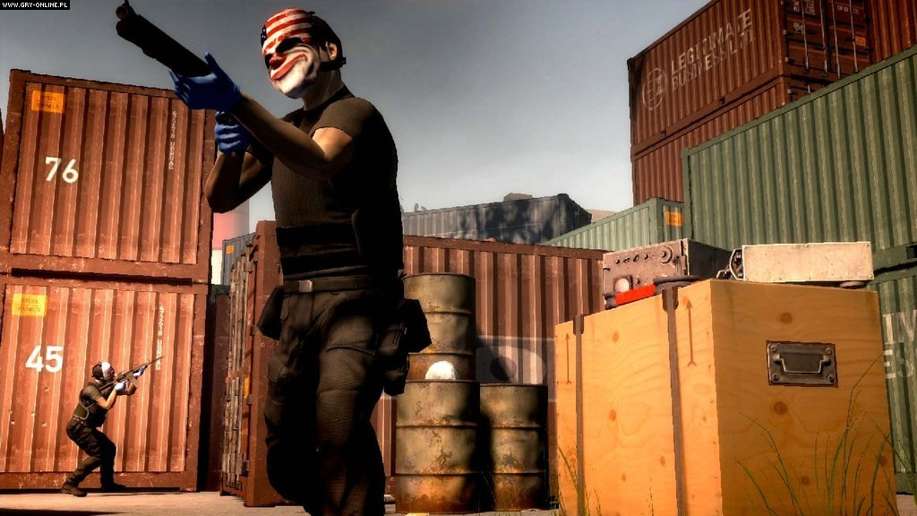 PayDay: The Heist PC, PS3 Gry Screen 20/70, OVERKILL Software, Daybreak Game Company / Sony Online Entertainment