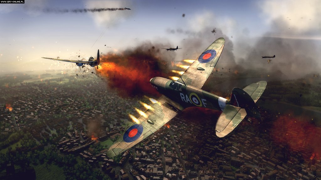Dogfight 1942 PC, X360, PS3 Gry Screen 73/104, CI Games / City Interactive