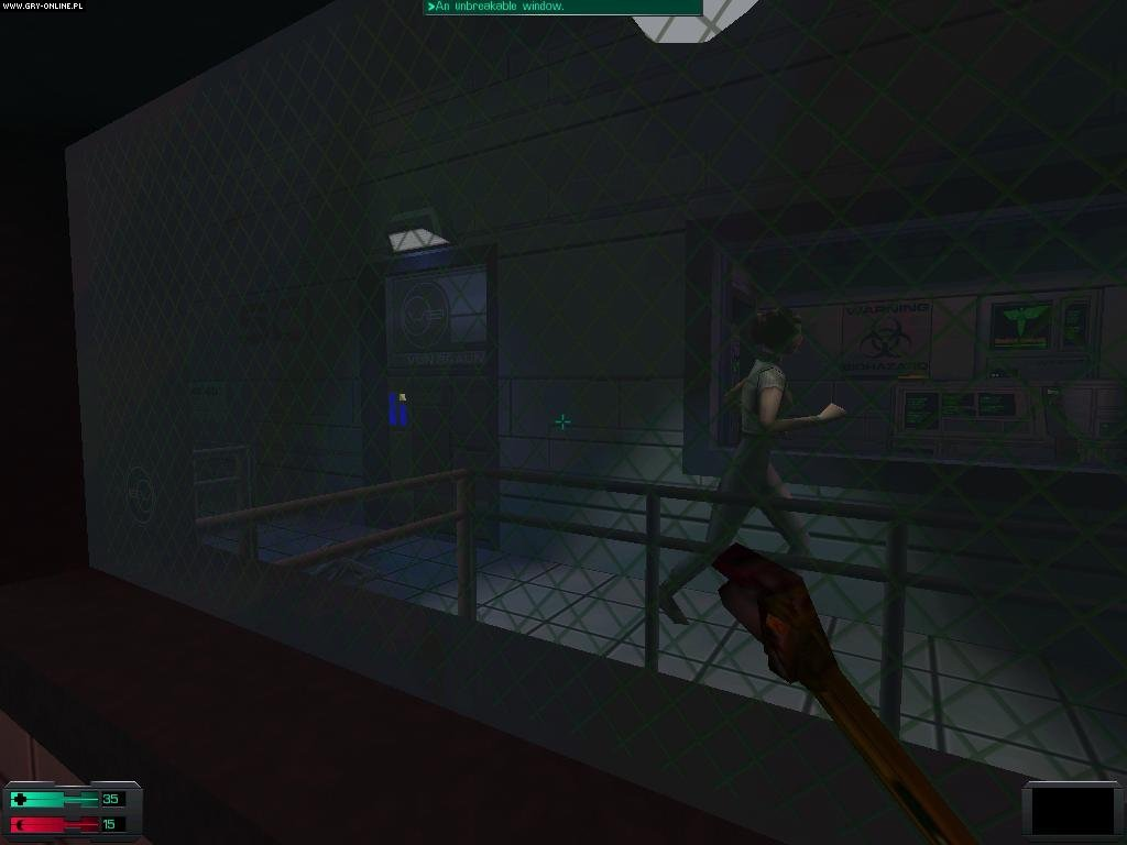 System Shock 2 PC Gry Screen 7/9, Irrational Games, Electronic Arts Inc.
