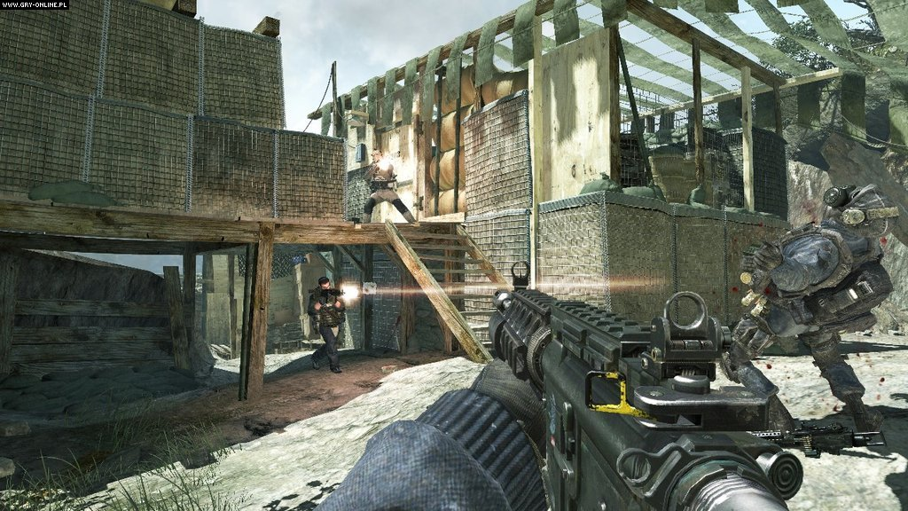 Call of Duty: Modern Warfare 3 PC, X360, PS3 Gry Screen 8/70, Infinity Ward, Activision Blizzard