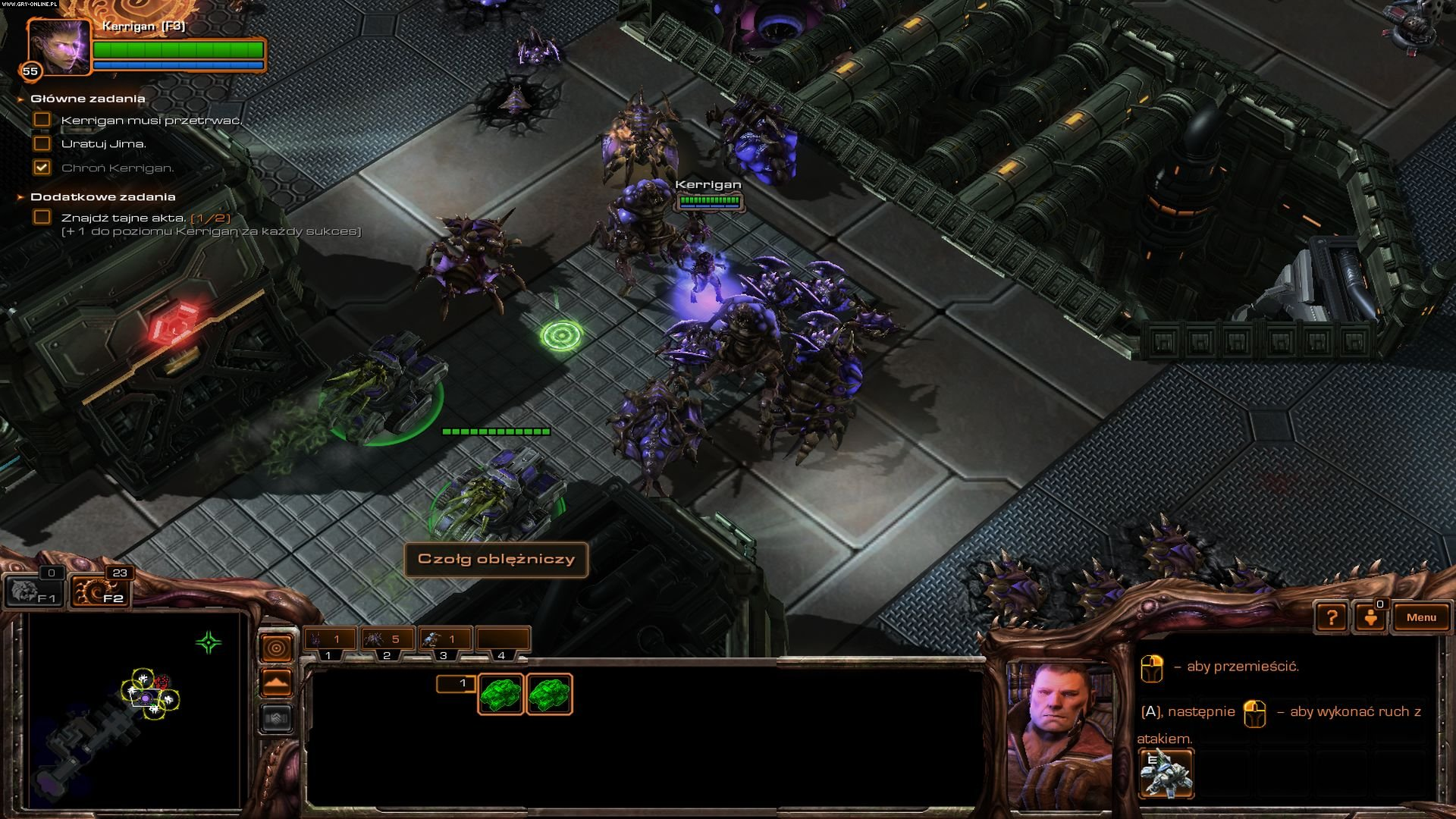 StarCraft II: Heart of the Swarm PC Gry Screen 6/199, Blizzard Entertainment