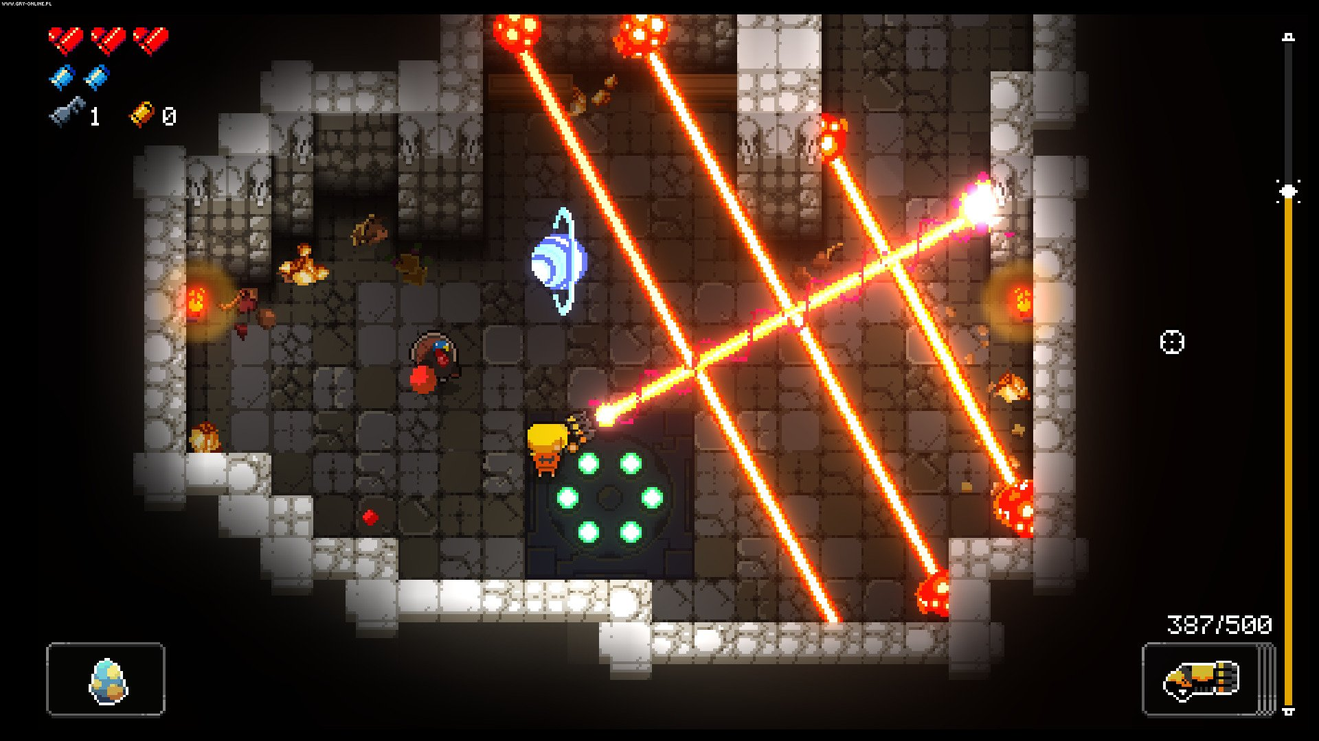 Enter the Gungeon PC, PS4, XONE, Switch Gry Screen 11/39, Dodge Roll, Devolver Digital