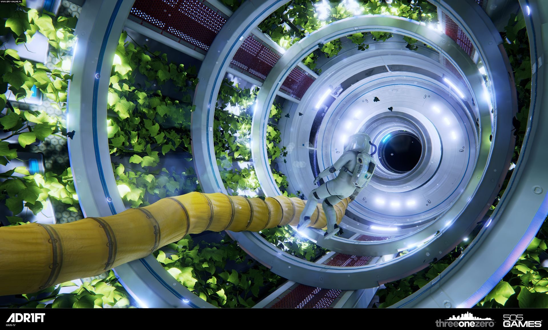 Adr1ft PC, PS4, XONE Gry Screen 14/22, Three One Zero, 505 Games