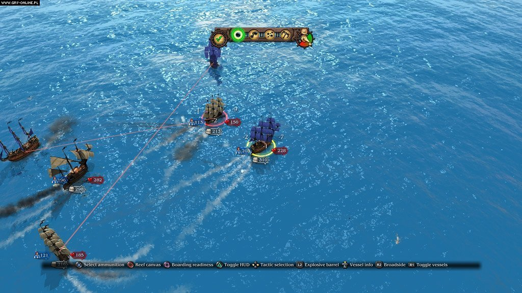 Port Royale 3: Pirates & Merchants X360, PS3 Gry Screen 32/46, Kalypso Media