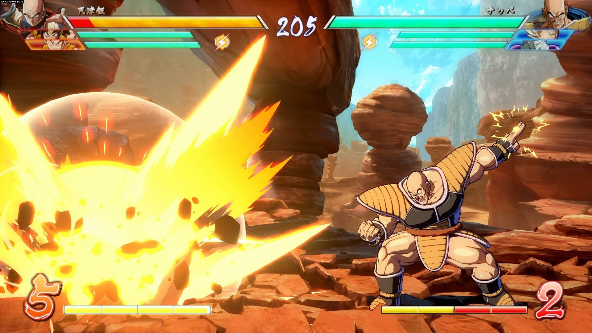 Dragon Ball FighterZ PC, PS4, XONE, Switch Gry Screen 168/230, Arc System Works, Bandai Namco Entertainment