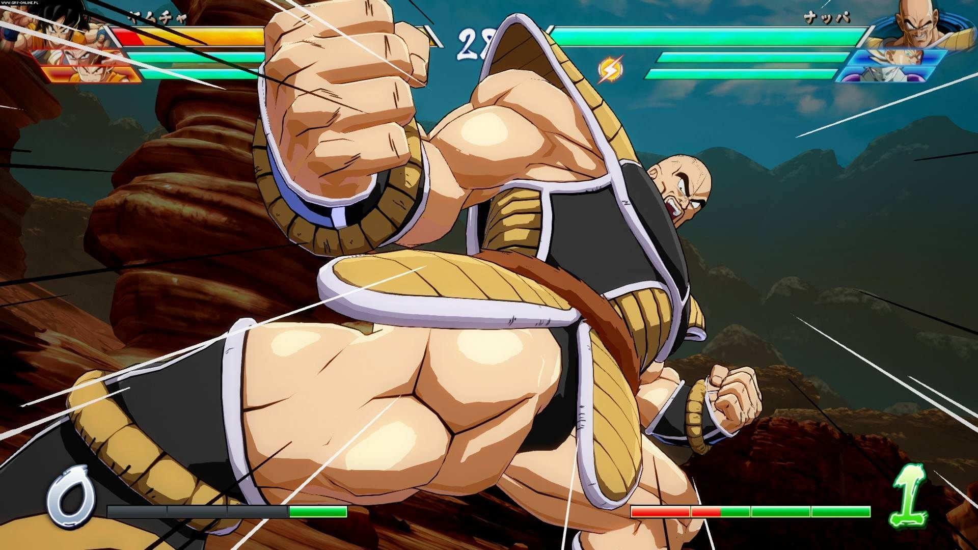 Dragon Ball FighterZ PC, PS4, XONE, Switch Gry Screen 165/230, Arc System Works, Bandai Namco Entertainment