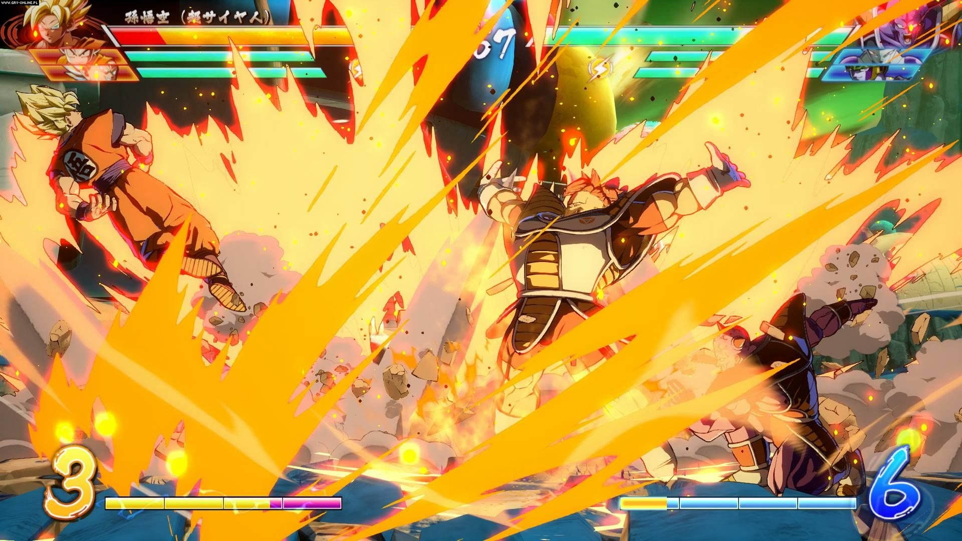 Dragon Ball FighterZ PC, PS4, XONE, Switch Gry Screen 159/230, Arc System Works, Bandai Namco Entertainment
