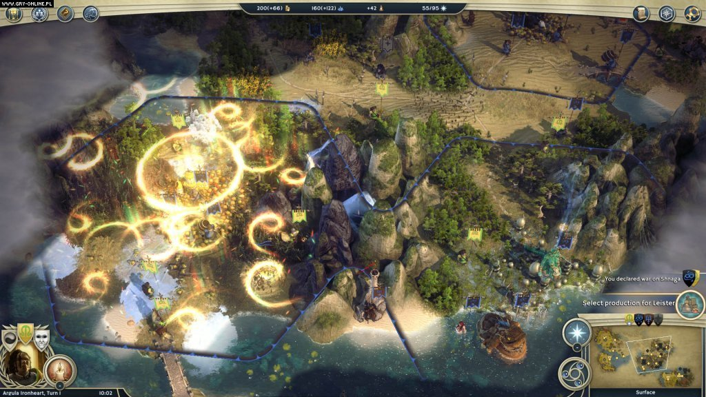 Age of Wonders III: Golden Realms PC Gry Screen 4/8, Triumph Studios