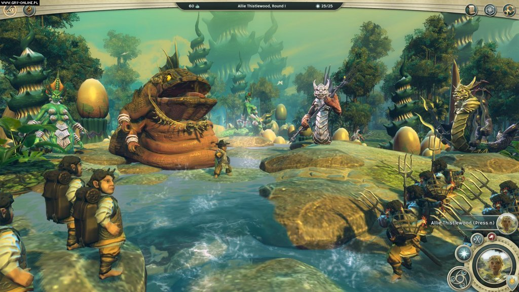 Age of Wonders III: Golden Realms PC Gry Screen 2/8, Triumph Studios