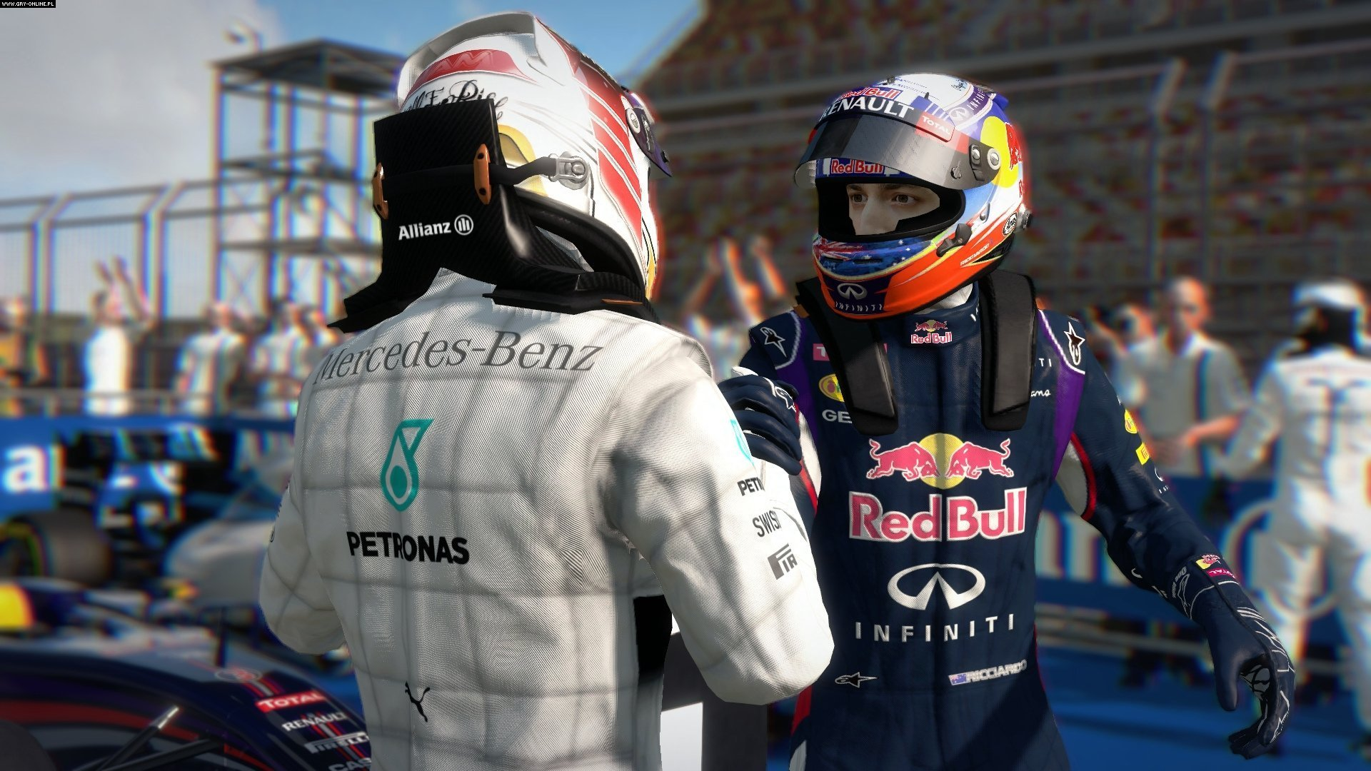 F1 2014 PC, X360, PS3 Gry Screen 3/18, Codemasters Software