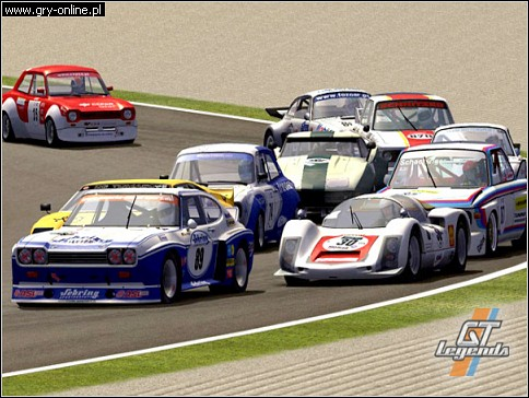 GT Legends PC Gry Screen 2/28, SimBin Development Team, Atari / Infogrames