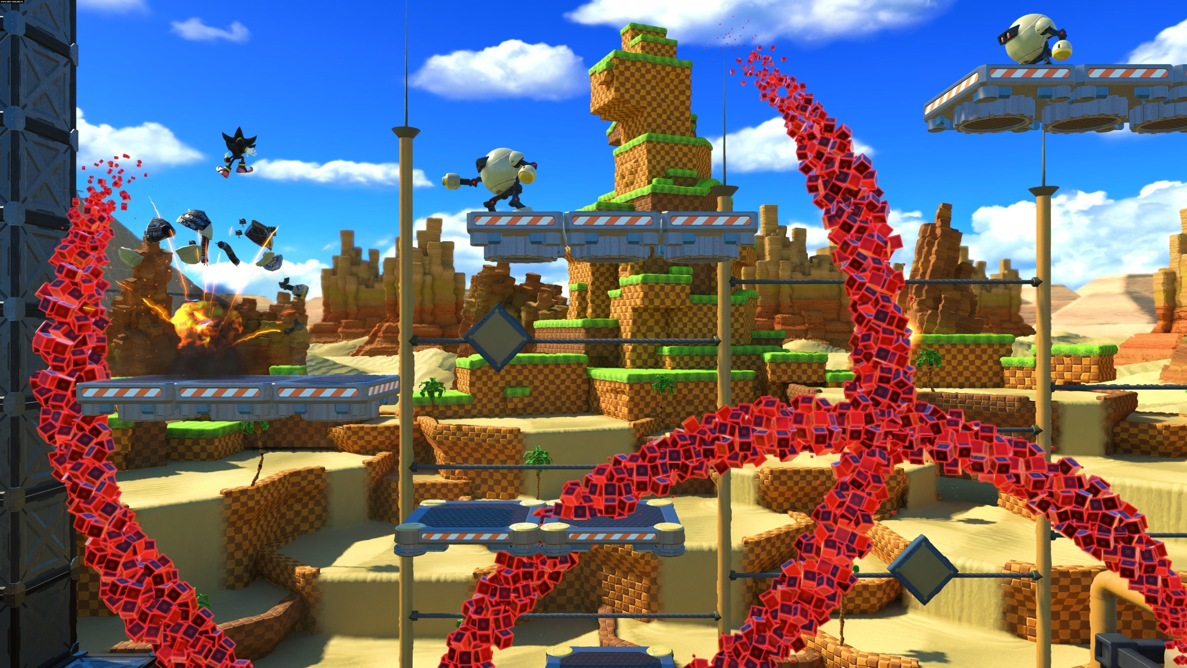 Sonic Forces PC, PS4 Gry Screen 20/42, Sonic Team, SEGA