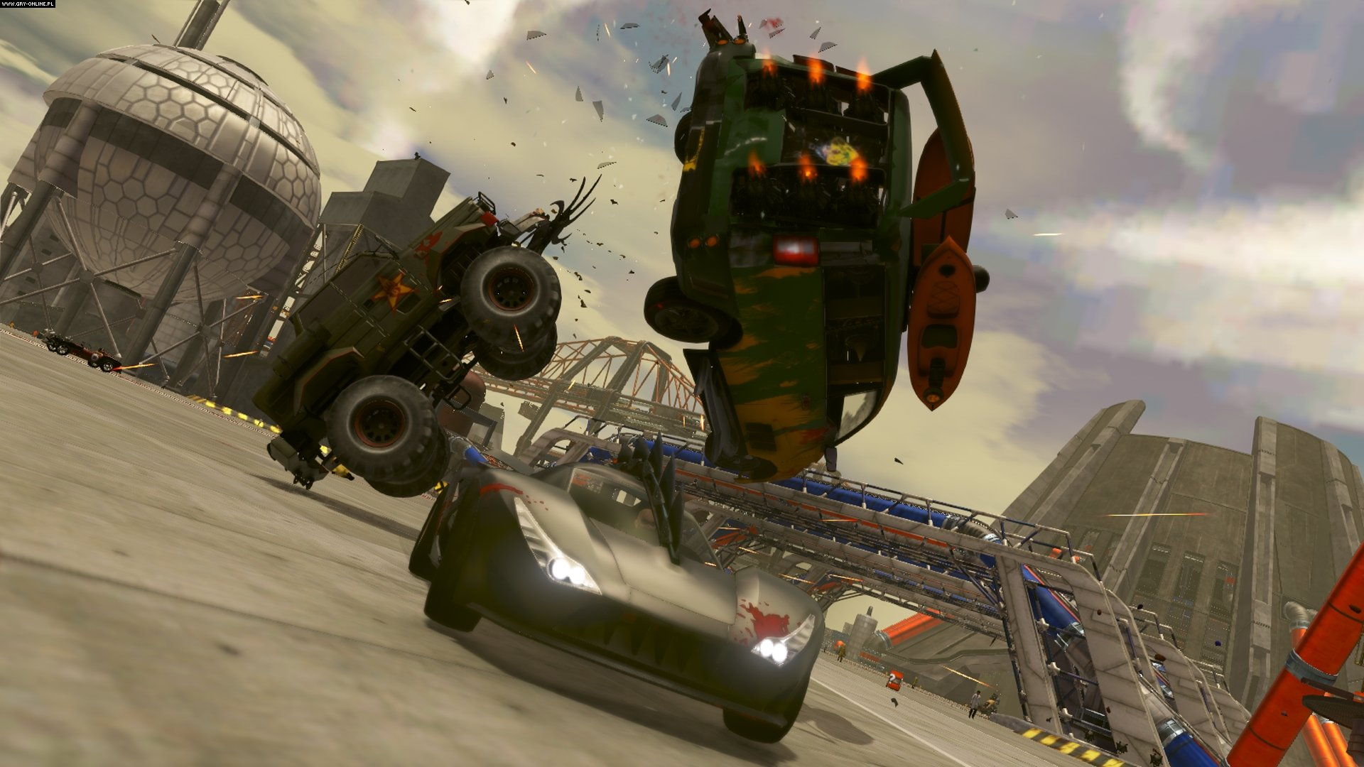 Carmageddon: Max Damage XONE, PS4, PC Gry Screen 5/34, Stainless Games