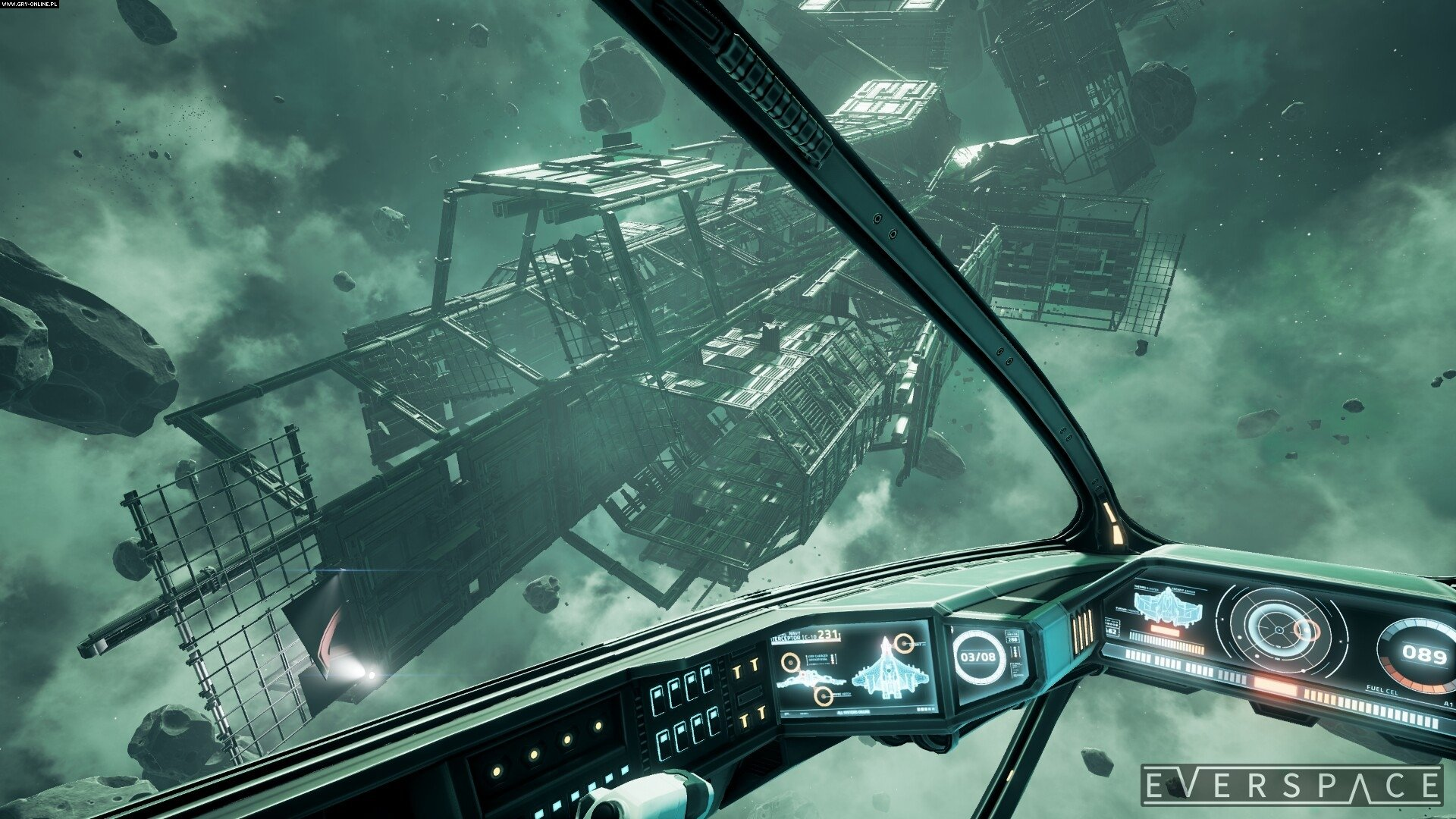 Everspace PC, PS4, XONE, Switch Gry Screen 90/104, Rockfish Games