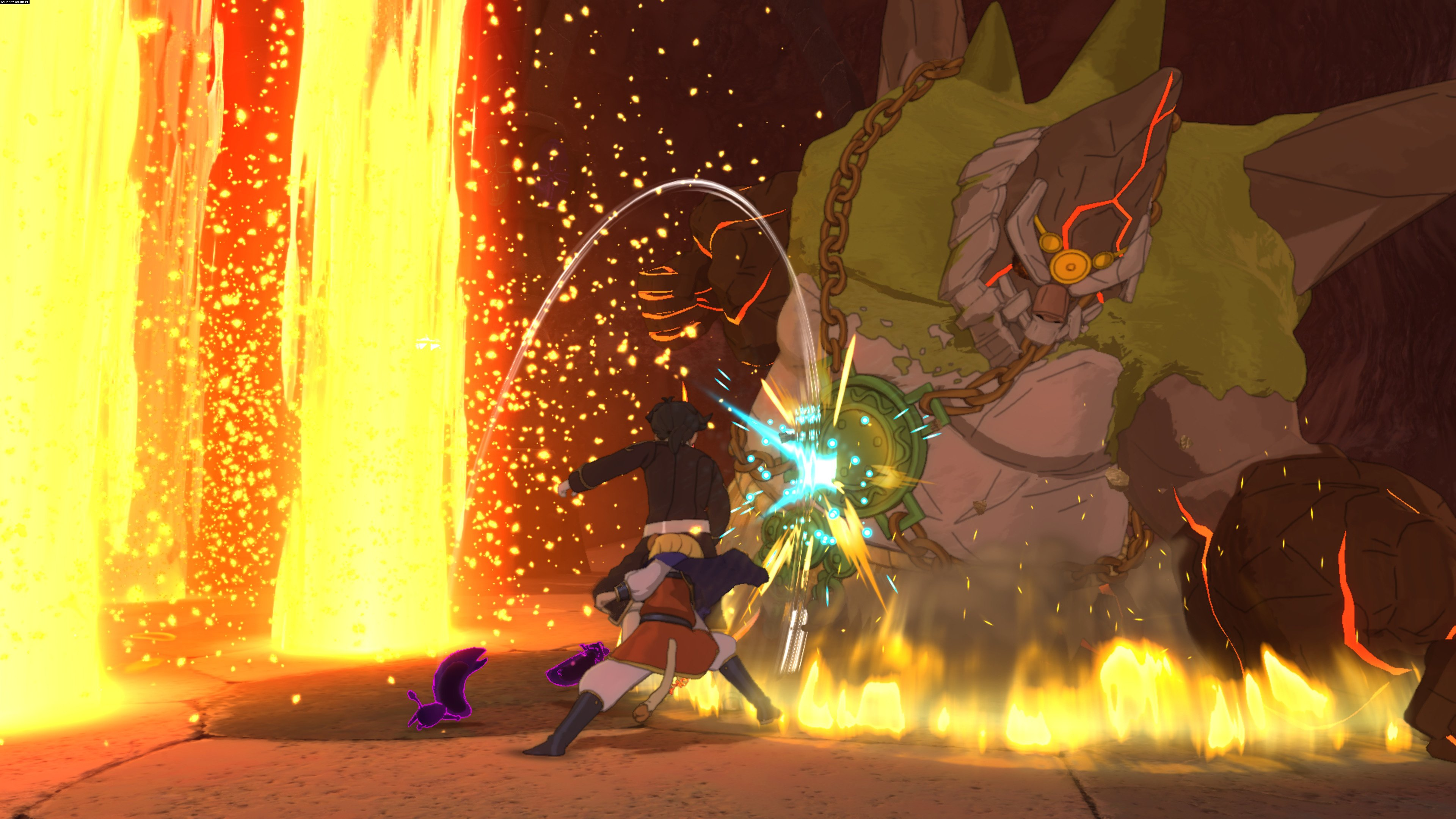 Ni no Kuni II: Revenant Kingdom PC, PS4 Gry Screen 3/112, Level 5, Bandai Namco Entertainment