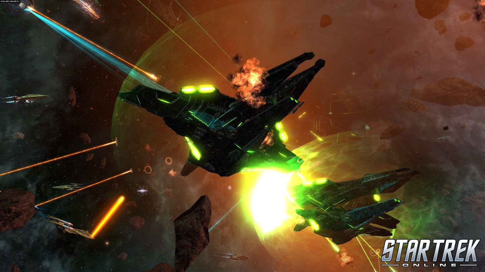 Star Trek Online PC Gry Screen 6/232, Cryptic Studios, Atari / Infogrames