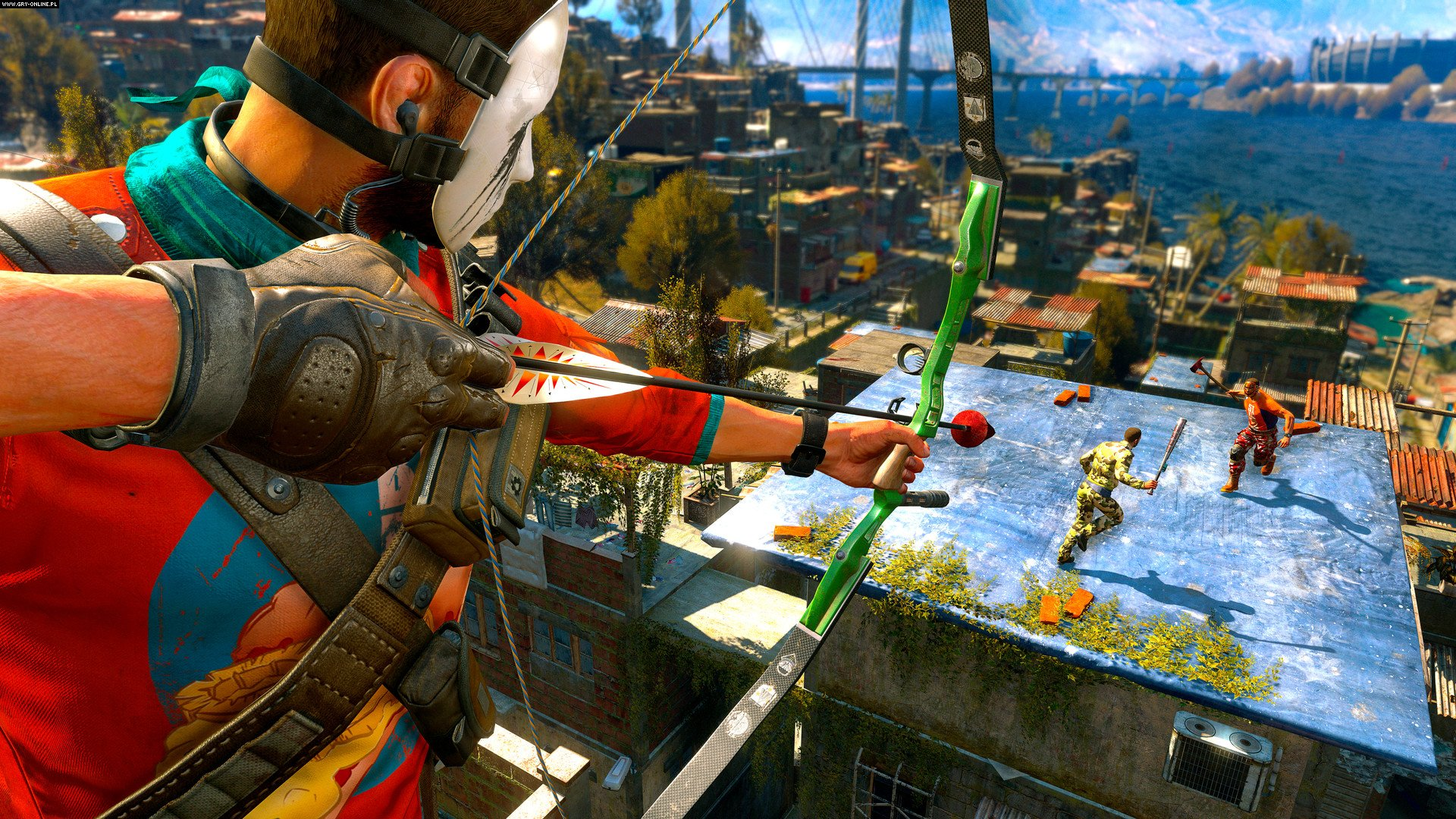 Dying Light: Bad Blood PC, PS4, XONE Gry Screen 3/5, Techland