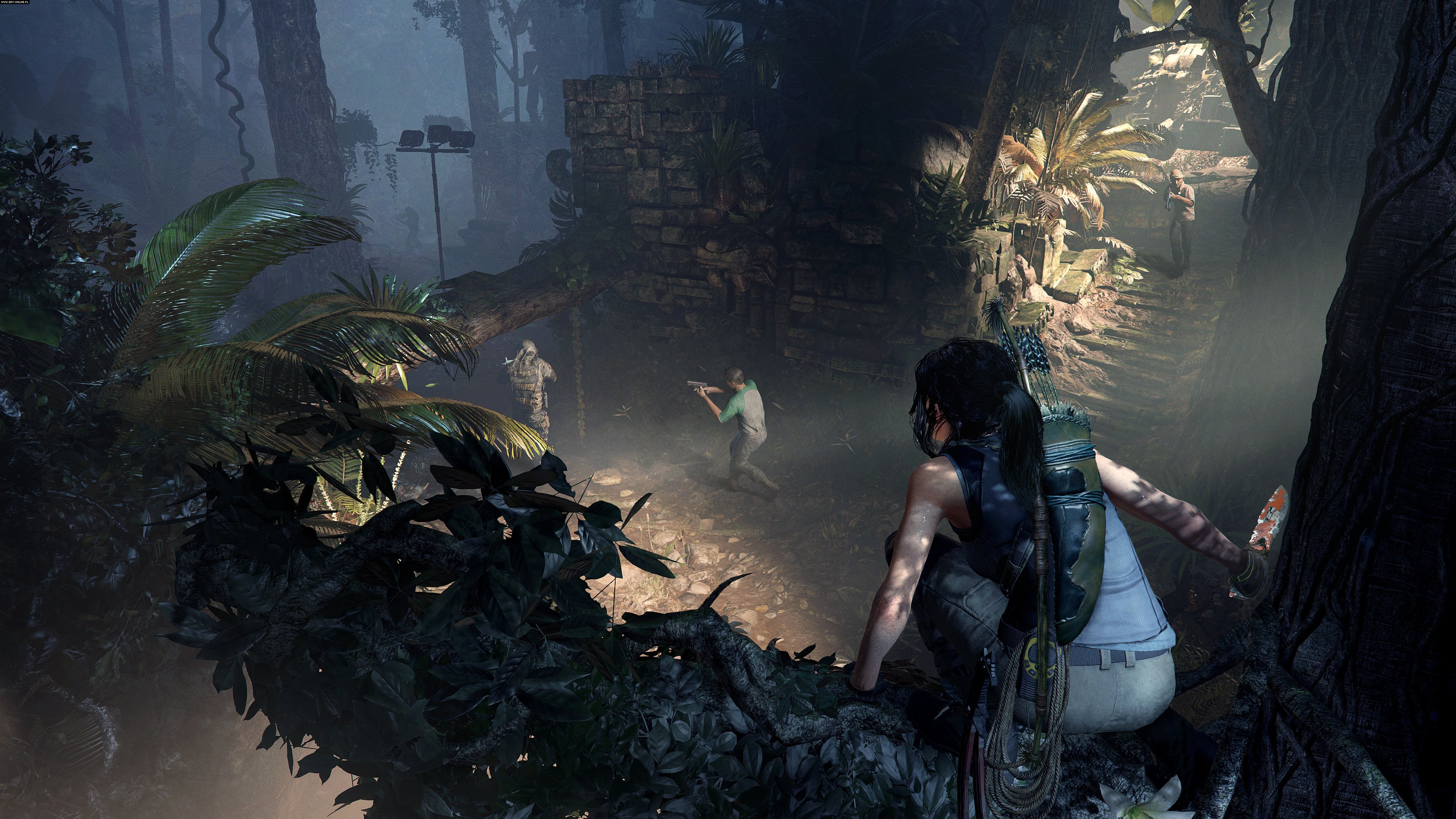 Shadow of the Tomb Raider PC, PS4, XONE Gry Screen 33/52, Eidos Montreal, Square-Enix / Eidos