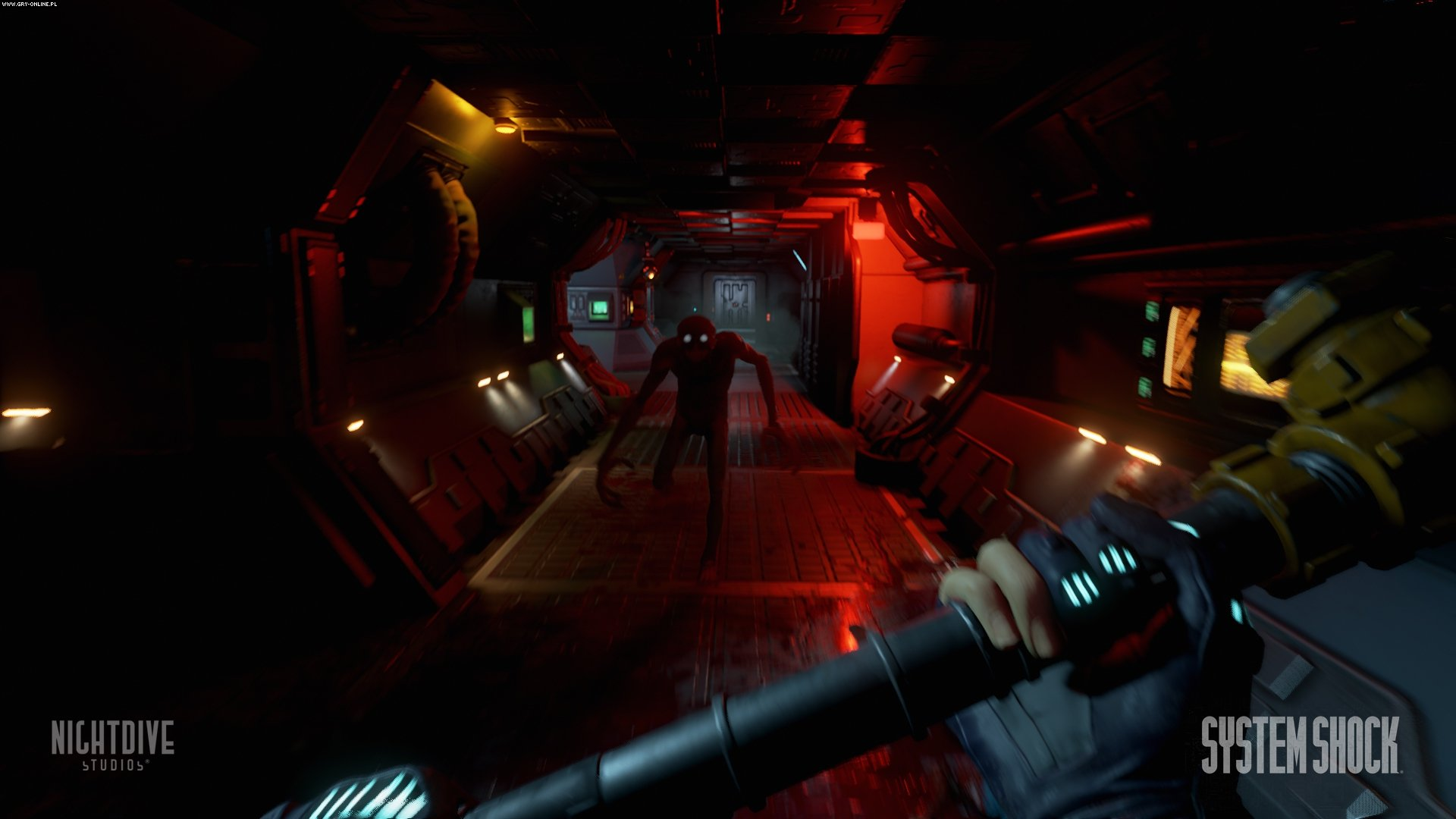 System Shock PC, PS4, XONE Gry Screen 2/19, Night Dive Studios