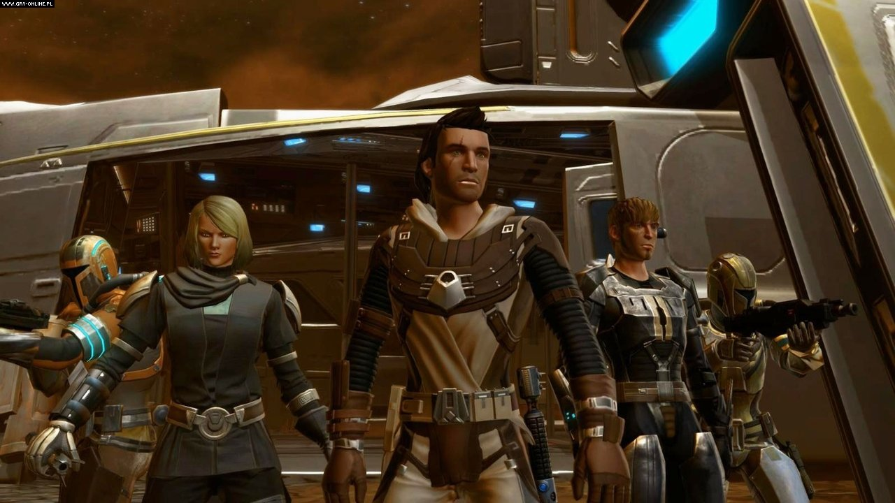 Star Wars: The Old Republic - Knights of the Eternal Throne PC Gry Screen 5/5, BioWare Corporation, Electronic Arts Inc.