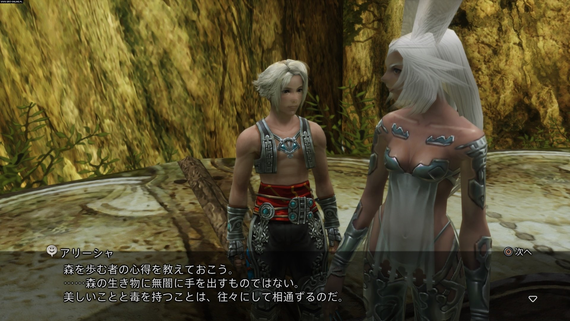 Final Fantasy XII: The Zodiac Age PS4 Gry Screen 22/71, Square-Enix / Eidos