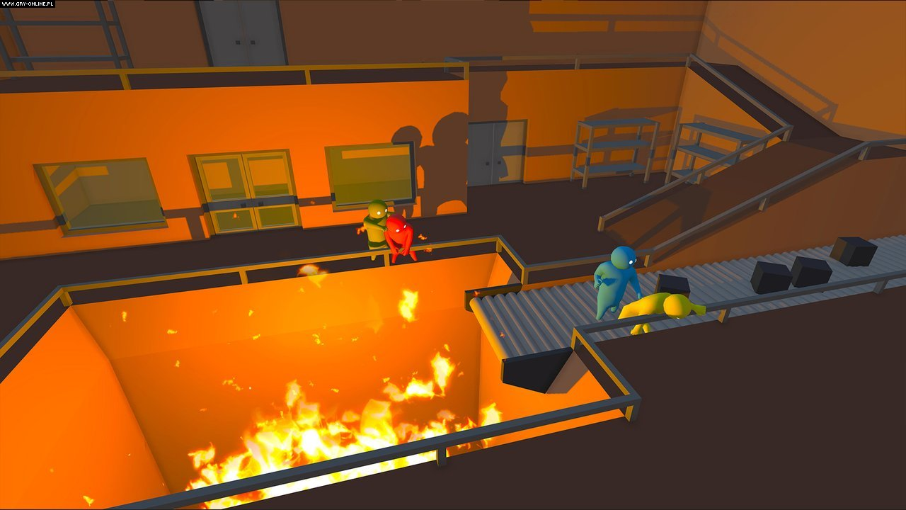 Gang Beasts PC, PS4 Gry Screen 7/8, Boneloaf, Double Fine Productions, Inc.