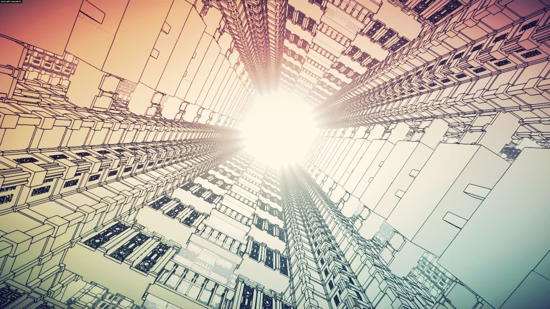 Manifold Garden PC, PS4 Gry Screen 11/23, William Chyr Studio