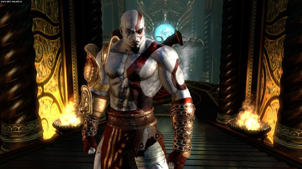 God of War III PS3 Gry Screen 30/63, Sony Interactive Entertainment