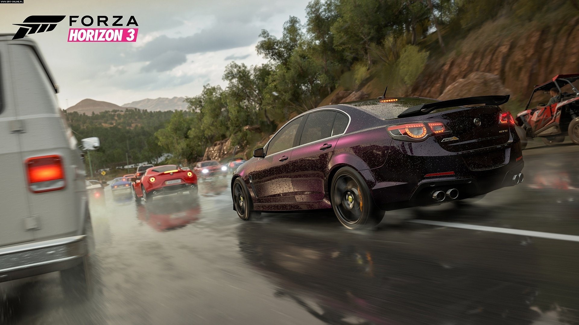 Forza Horizon 3 PC, XONE Gry Screen 64/101, Playground Games, Xbox Game Studios / Microsoft Studios
