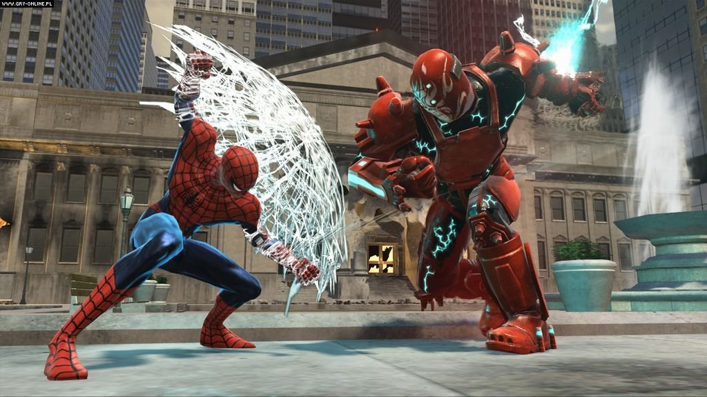Spider-Man: Web of Shadows PS3 Gry Screen 6/90, Treyarch, Activision Blizzard