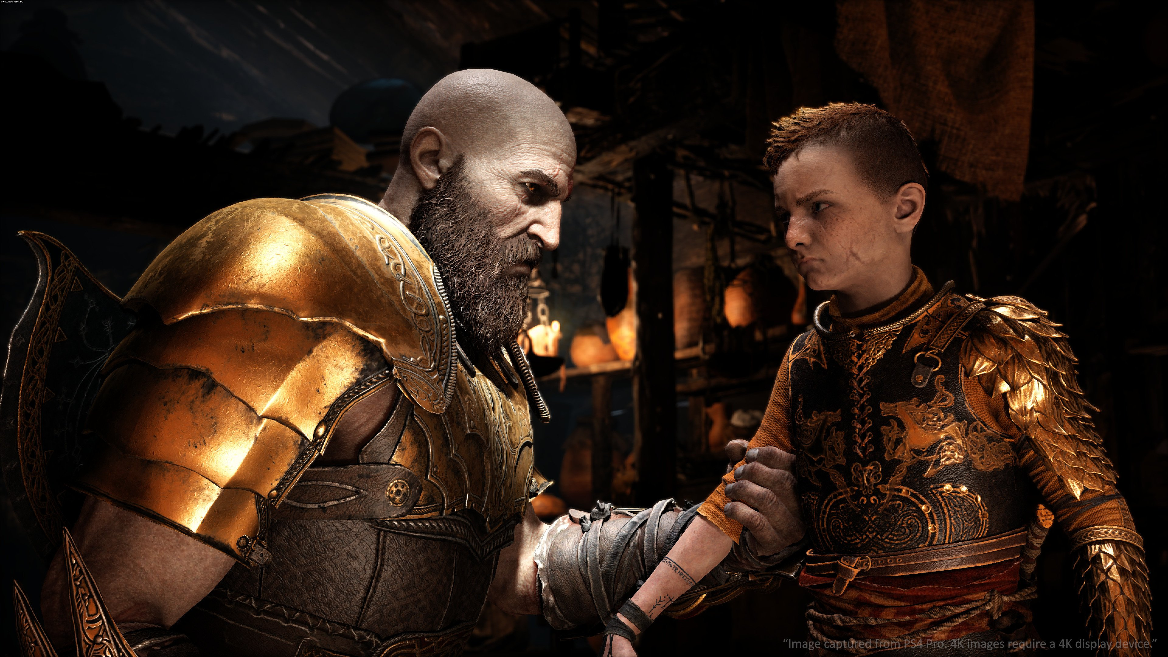 God of War PS4 Gry Screen 7/105, Sony Interactive Entertainment